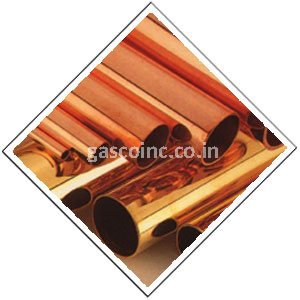 ERW Copper Alloy Pipes