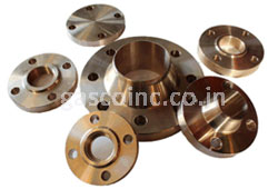 Copper Nickel 90/10 Flanges