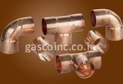 Copper pipe fittings, Copper buttweld, Copper elbow Supplier