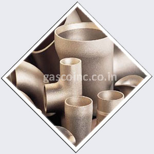 Copper Nickel 90/10 Pipe Fitting Supplier In India