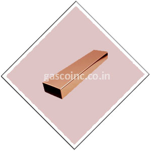 Copper Alloy Rectangular Pipes