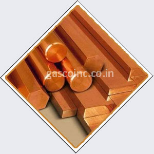 Copper Round Bar Supplier In India